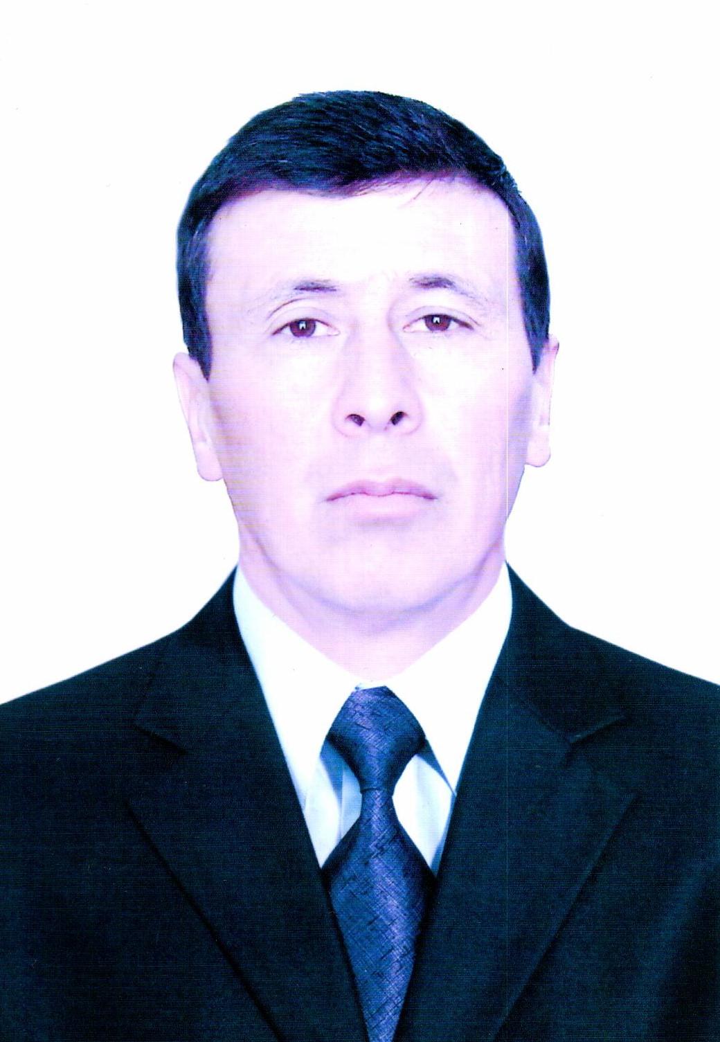 Акматжанов Нурдин 2015-жылдын мыкты мамлекеттик кызматкери