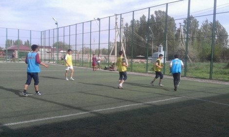 футбол 6
